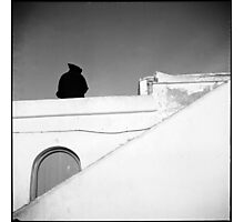 the shadow •essaouira, morocco •2014 Photographic Print