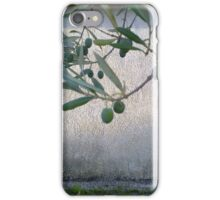 Olives in Grimaud iPhone Case/Skin