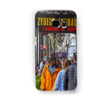 On The Street In The Big Easy Samsung Galaxy Case/Skin