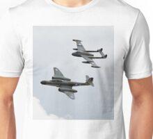 Vampire & Meteor @ Coventry Airport Unisex T-Shirt