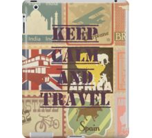 Travel iPad Case/Skin