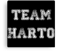 Hannah Hart - 'Team Harto' Canvas Print