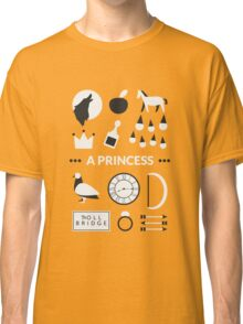 Once Upon A Time - A Princess Classic T-Shirt