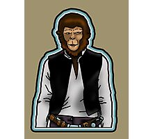 Made the Forbidden Zone run in 12 parsecs Photographic Print