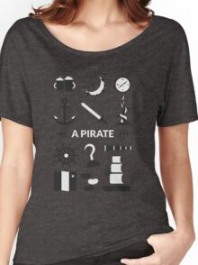 Once Upon A Time - A Pirate Women's Relaxed Fit T-Shirt
