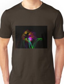 Light Flowers Unisex T-Shirt
