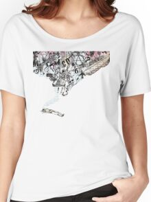 What Music Does To Me Women's Relaxed Fit T-Shirt