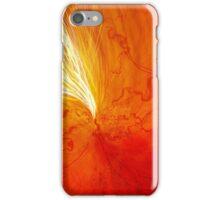 Fiery Phoenix iPhone Case/Skin