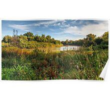 LG G5 Autumn Greenway  Poster