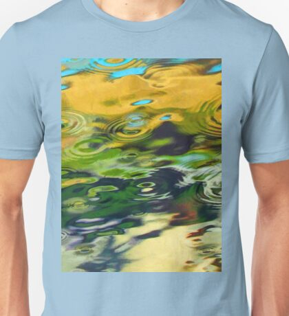 Car Wash Abstract........Dorset UK Unisex T-Shirt
