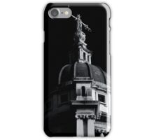 Black and White Justice iPhone Case/Skin