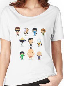 Mortal Kombat 1 Women's Relaxed Fit T-Shirt