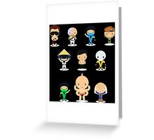 Mortal Kombat 1 Greeting Card