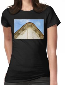 Corner Building Womens Fitted T-Shirt