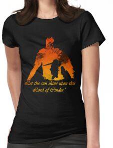 Dear Friend Womens Fitted T-Shirt
