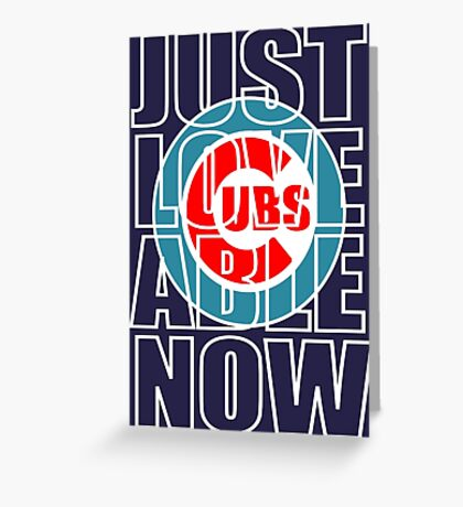 Not Losers Anymore Greeting Card