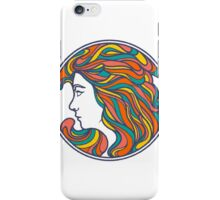 Colorful Lorde iPhone Case/Skin