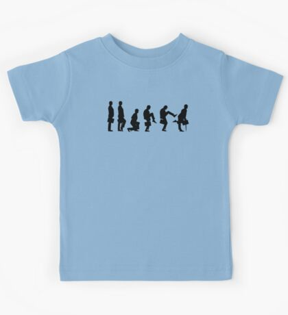 Ministry of Silly Walks T Shirt Kids Tee