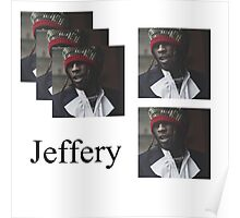 Young Thug - No, my name is Jeffery Poster