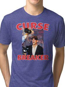 Curse Breaker Tri-blend T-Shirt