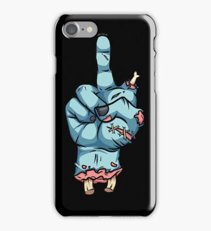 Peace? - Zombie iPhone Case/Skin