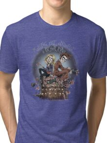 Making The Universe A Better Place Tri-blend T-Shirt