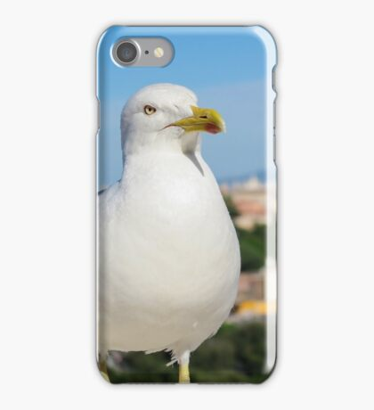 Rome Seagull. iPhone Case/Skin