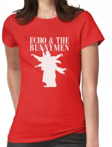 Echo and the Bunnymen band Womens Fitted T-Shirt