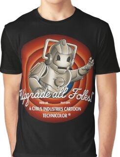 Upgrade All Folks Graphic T-Shirt