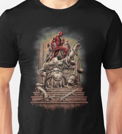 Fiat Justitia Ruat Caelum Unisex T-Shirt