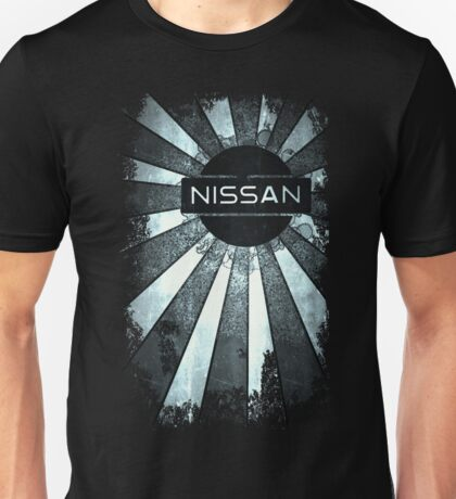 Rays of Nissan  Unisex T-Shirt