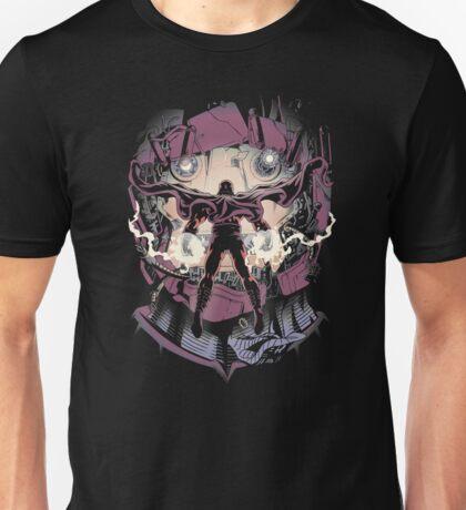Magnetic Confrontation Unisex T-Shirt