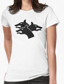 Kerberos Womens Fitted T-Shirt