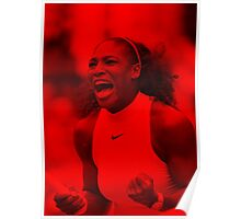 Serena Williams - Celebrity Poster