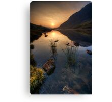 The Morning Light Canvas Print