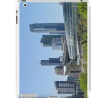 Soldier Field On The Edge iPad Case/Skin