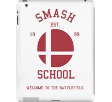Smash School (Red) iPad Case/Skin