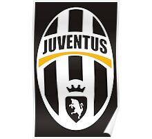 Juventus Turin Poster