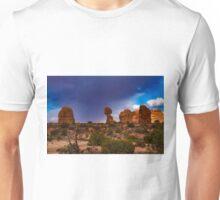 Utah Desert  Rock Sculpture Unisex T-Shirt