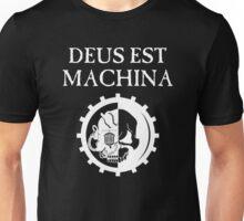Deus Est Machina Unisex T-Shirt