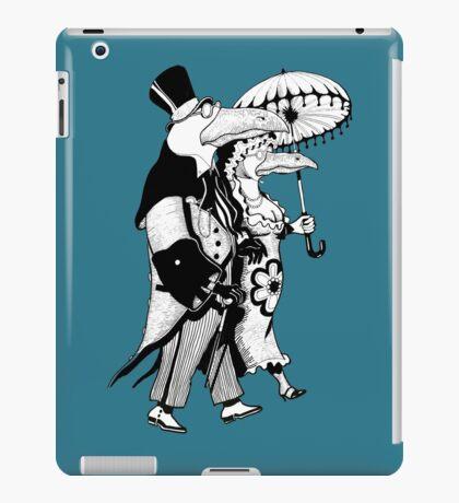 Mr. & Mrs. Bird iPad Case/Skin