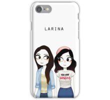 Casual Larina iPhone Case/Skin