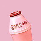 Strawberry Milk by rippledancer