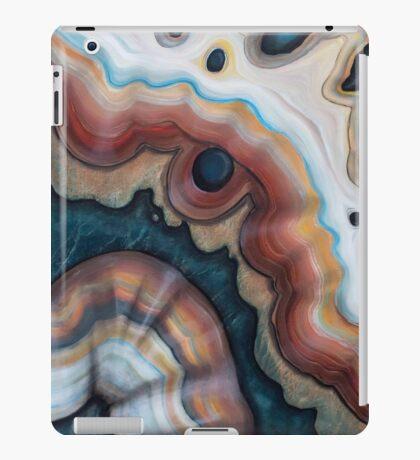 Agate ribbon iPad Case/Skin