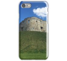 Clifford's Tower in York iPhone Case/Skin