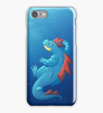 Aligatueur - Feraligatr iPhone Case/Skin