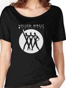Yellow Magic Orchestra band Women's Relaxed Fit T-Shirt