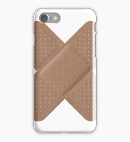 Adhesive bandage iPhone Case/Skin