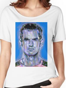 Andy Murray - TeamGB Women's Relaxed Fit T-Shirt