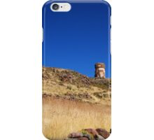 Sillustani - Puno, Peru iPhone Case/Skin
